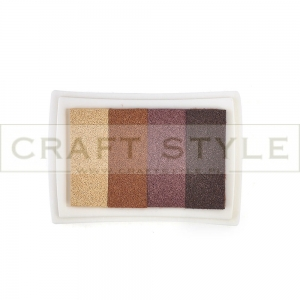 Tusz  MULTI colour - BROWN