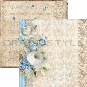 CBS019 Broccato Estense Collection - papier 30,5x29,5 cm