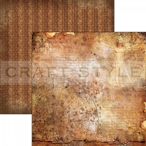 CBS028 Codex Leonardo Collection - papier 30,5x29,5 cm