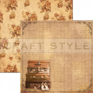 CBS013 Autumn Whispers Collection - papier 30,5x29,5 cm