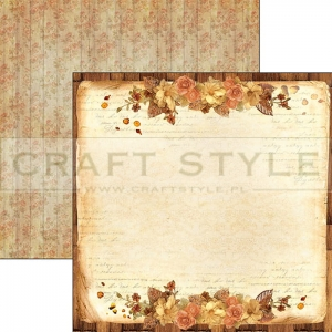 CBS014 Autumn Whispers Collection - papier 30,5x29,5 cm