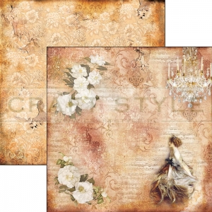 CBSS044 La Traviata Collection - papier 30,5x30,5 cm