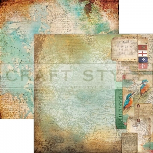 CBSS045 Repubbliche Marinare Collection - papier 30,5x30,5 cm