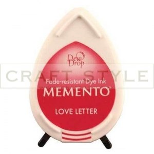 Tusz Memento Dew Drop - Love Letter