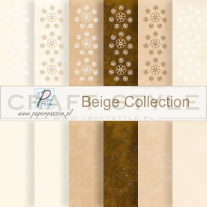 Papier Beige Collection 30,5x30,5 cm