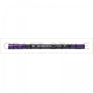Marker dwustronny Memento - Grape Jelly